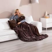 Die moderne Hausfrau Deka - umělá norková kožešina