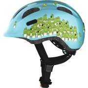 Cykelhjälm för barn ABUS SMILEY 2.0 Blue Croco - M