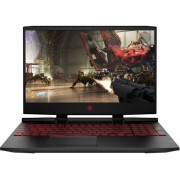 "Laptop Gaming HP Omen 15-dc1048nq (Procesor Intel® Core™ i7-9750H (12M Cache, up to 4.50 GHz), Coffee Lake, 15.6"" FHD, 8GB, 1TB HDD @7200RPM + 256GB SSD, nVidia GeForce RTX 2060 @6GB, Negru) + Rainbow Six Siege"