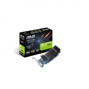Placa video Asus NVIDIA GeForce GT 1030, GT1030-SL-2G-BRK, PCI Express 3.0, GDDR5 2GB, Engine Clock: OC Mode - GPU Boost Clock : 1506 MHz , GPU Base