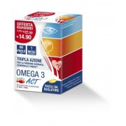 F&F Srl Omega 3 Act 60 Perle 540mg