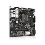 ASRock A320M AMD A320 Socket AM4 Micro ATX scheda madre