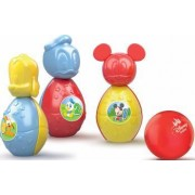 Mickey si Prietenii Jucarie pentru Bowling Clementoni