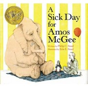 A Sick Day for Amos McGee, Hardcover/Philip C. Stead