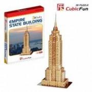 Empire State Building SUA - Puzzle 3D - 24 de piese
