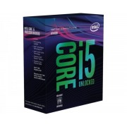 INTEL Core i5-8600K 6-Core 3.6GHz (4.3GHz) Box