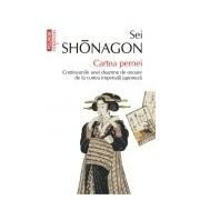Cartea pernei. Confesiunile unei doamne de onoare de la curtea imperiala japoneza