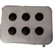 Poduszka pod laptopa Surfpillow Hitech szara