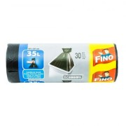 Saci Menaj Gunoi FINO 35L, 30 buc/rola