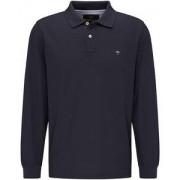 FYNCH-HATTON Piqué-Poloshirt - Size: 48/50 52 54 56/58 60