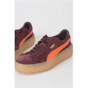 Puma Sneakers PLATFORM TRACE in Pelle taglia 38