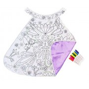 Creative Color-A- Cape Fairy Costume by