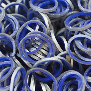 Rainbow Loom Rubber Bands, Medieval Navy Blue (600 Count)