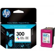 HP Cartucho Tinta Impresora HP 300 (CC643EE) Tricolor