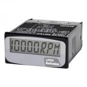 Puls-metar LR5N-B, disp. LCD, 5 cifara, 1 impulsni ulaz, 10000RPM, 3Vdc, IP66 Autonics