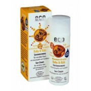 Crema bio protectie solara minerala bebe si copii FPS45