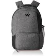 Wiki by Wildcraft Geek 3.1 Mel Black Laptop Backpacks 28 L Backpack(Black)