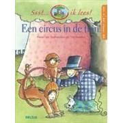 Ssst... ik lees! een circus in de tuin
