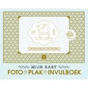 Mama Baas: Mama Baas babyfoto-plak-invulboek - Sofie Vanherpe, Emma Thyssen en Mama Baas