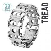 Leatherman Tread Bracelet The Travel Friendly Wearable Multi-Tool, Stainless Steel