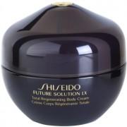 Shiseido Future Solution LX creme corporal refirmante para pele fina e lisa 200 ml