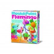 Figura para Moldear y Pintar 4M - Magneto Flamingo