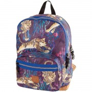 Pick & PackRyggsäck, Wild Cats, Lilac