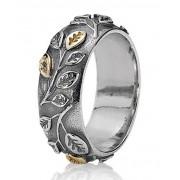 Pandora Ring zilver-goud 190140-50