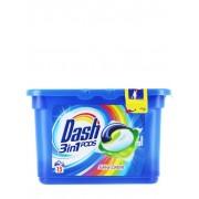 Dash Detergent capsule 3in1 PODS 15 buc Color