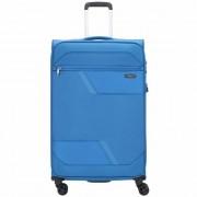 d&n Travel Line 7004 Maleta 4 ruedas 75 cm blau