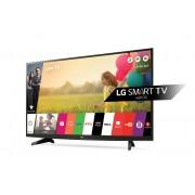 "LG 49LH590V, 49"" LED Full HD TV, 1920x1080, DVB-T2/C/S2, 450PMI, Smart (webOS 3.0),Metallic/Black Демонстрационен артикул"