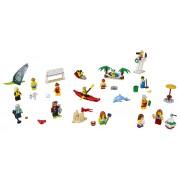 60153 LEGO® City Comunitatea orașului – Distracție la plajă
