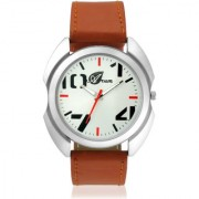 Arum Latest Stylish Men's Brown Watch AW-075