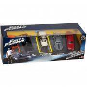 Fast Y Furios Descarga De Adrenalina Pack De 5 Mattel