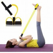 Nucleya Retail Pull Reducer for Body Shaper Burn Off Extra Calories Arm Exercise Tummy Fat Burner Multi Colour