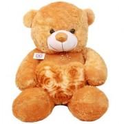 TPS 3 Feet Soft Teddy Bear Brown (91 CM)
