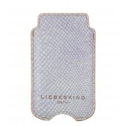 Liebeskind Smartphone covers iPhone 4 Cover Snake Paars