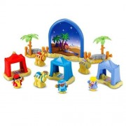 Little People The Three Wise Men 2008 Nativity Playset