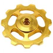 Futaba Wheel Rear Derailleur Pulley - Gold - Pack Of Two