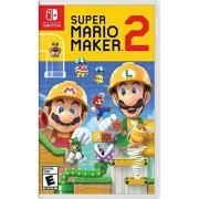 Nintendo Super Mario Maker 2 Nintendo Switch Standard Edition