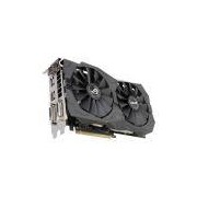 Placa De Video Asus Radeon Rx 570 Oc Ddr5 4Gb 256Bits Rog-Strix-Rx570-O4g-Gaming