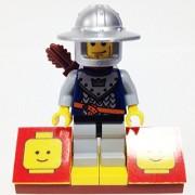 "Minifigure Packs: Lego Castle Fantasy Era Bundle ""(1) Royal Crown Archer"" ""(1) Figure Display Base"" ""(1) Figure Accessory"""