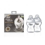 Tommee tippee outlet Closer to Nature Zuigfles 260 cc x2