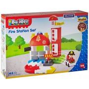 Winfun Fire Station Set, Multi Color