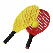 Set mini-tenis Rack Ball cu rachete si minge