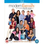 20th Century Fox Modern Family - Temporada 4