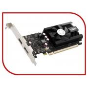Видеокарта MSI GeForce GT 1030 1189Mhz PCI-E 3.0 2048Mb DDR4 2100Mhz 64 bit DP HDMI HDCP GT 1030 2GD4 LP OC