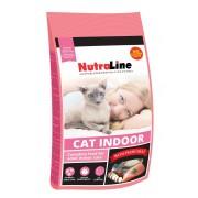 Hrana uscata pentru pisici, Nutraline Cat Indoor, 1.5 Kg