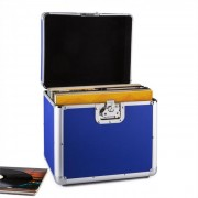 Time Capsule custodia vinili 70 pezzi LP blu