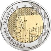 5 zł 2019 Odkryj Polskę – Zabytki Fromborka